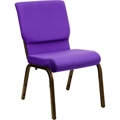 Jackston Guest Chair Seat Finish: Purple