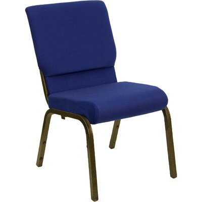 Jackston Guest Chair Seat Finish: Navy Blue