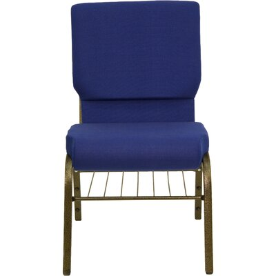 Collier Guest Chair Seat Finish: Navy Blue