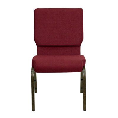 Collier Guest Chair Seat Finish: Burgundy