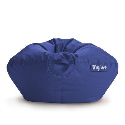 Smithton Bean Bag Chair Color: Sapphire