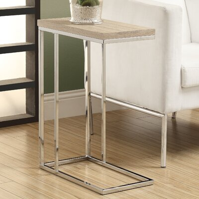 Dustin End Table Finish: Natural