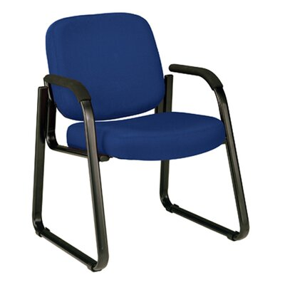 Jude Guest Arm Chair Color: Navy