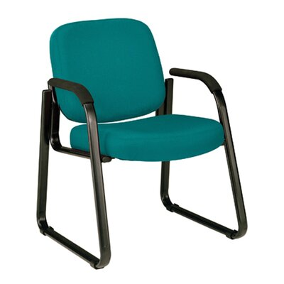 Jude Guest Arm Chair Color: Teal