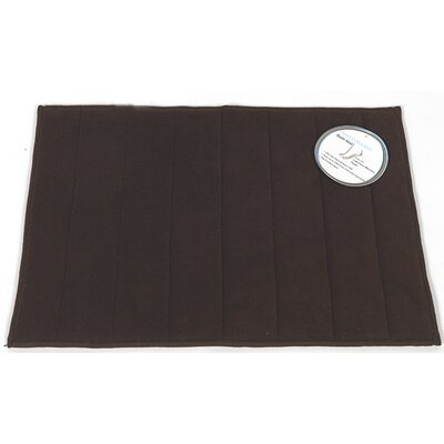Mcmunn Bath Rug Color: Brown, Size: 1 5 x 2