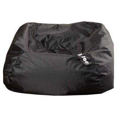 Smithton Bean Bag Chair Color: Stretch Limo Black