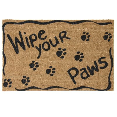Bates Wipe Your Paws Doormat