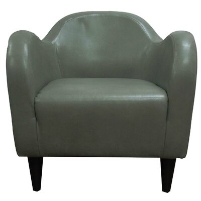 Potts Barrel Chair Color: Quarry