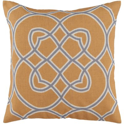 Stout Stay Connected Throw Pillow Size: 18