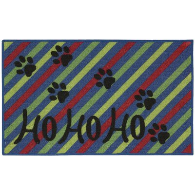 Dog Paws Area Rug