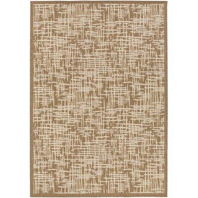 Westbury Brown/Beige Indoor/Outdoor Area Rug Rug Size: 810 x 129
