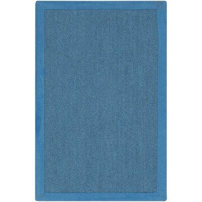 Walton in Gordano Hand Woven Blue Area Rug Rug Size: 9 x 13