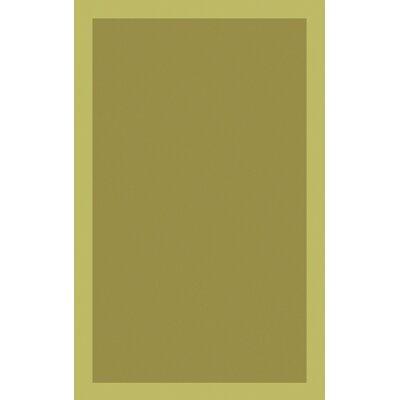 Walton in Gordano Hand Woven Green Area Rug Rug Size: 9 x 13