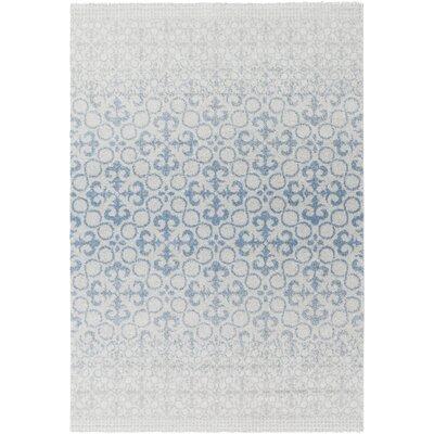 Upton Cheyney Gray Area Rug Rug Size: 79 x 108