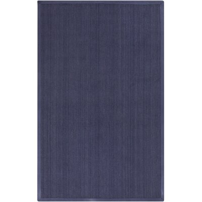 Walton in Gordano Hand-Woven Purple Area Rug Rug Size: 5 x 8