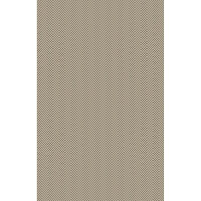 Tormarton Hand-Woven Beige Area Rug Rug Size: Rectangle 5 x 8
