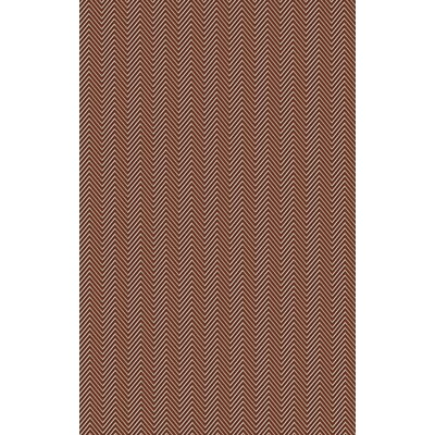Tormarton Hand-Woven Red/Gray Area Rug Rug Size: 5 x 8