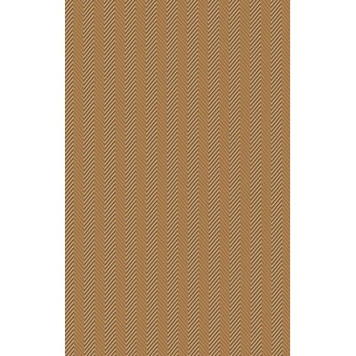 Tormarton Hand-Woven Brown Area Rug Rug Size: 5 x 8