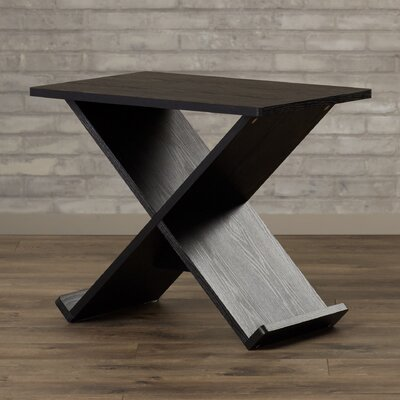Dorset Cross Braced End Table