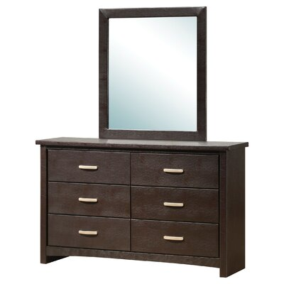 Aedan 6 Drawer Dresser