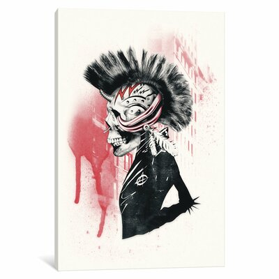 Cozine Graphic Art on Wrapped Canvas Size: 12