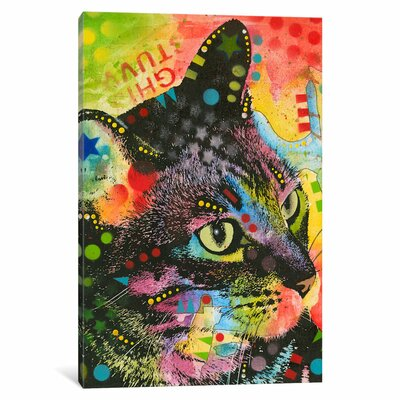 What was that Graphic Art on Wrapped Canvas Size: 18