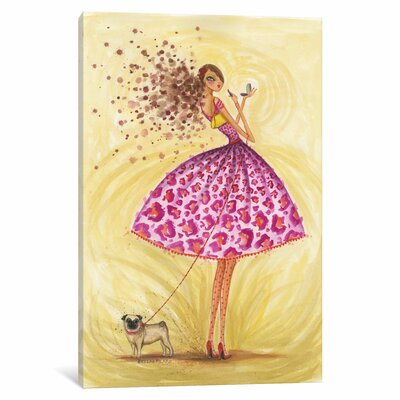 Parkville Painting Print on Wrapped Canvas Size: 18