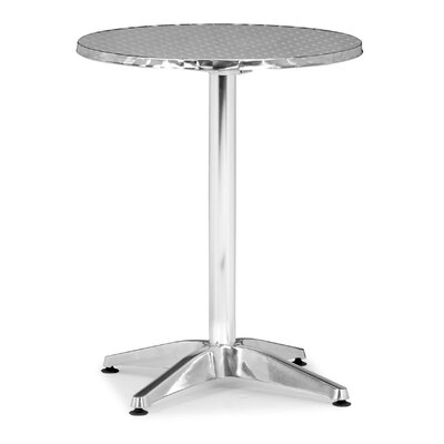 Applegate Round Folding Bistro Table