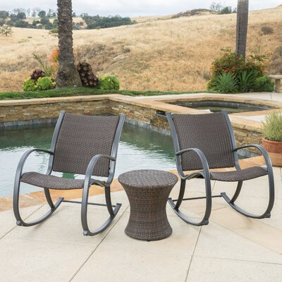 Fern Rock 3 Piece Rocker Seating Group