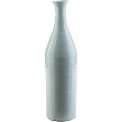 "Table Vase Size: 20.08"" H x 5.31"" W x 5.31"" D VKGL2352 26783271"