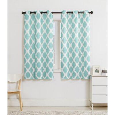 Varick Gallery East Drive Curtain Panels