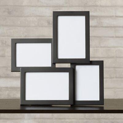 Biel Hanging Picture Frame Color: Black