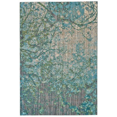 Sutton Place Capri Area Rug Rug Size: Rectangle 53 x 76