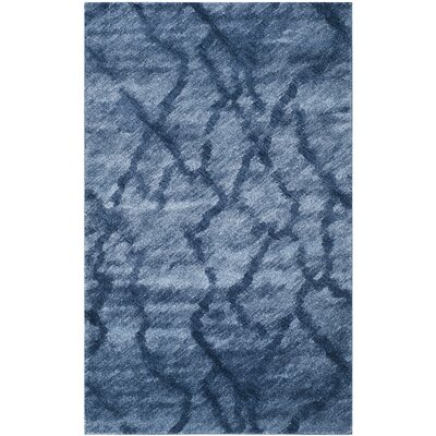 Laurel Blue Area Rug