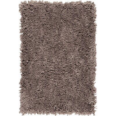 Lexington Avenue Hand-Tufted Grey Area Rug Rug Size: 23 x 39