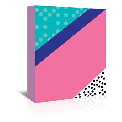 Cabrini Dotti Graphic Art on Wrapped Canvas