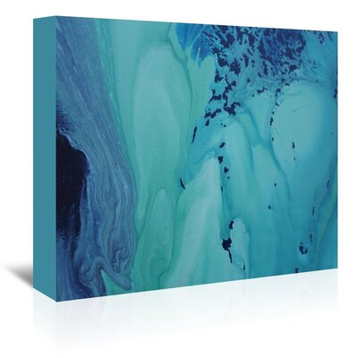 Vision Painting Print on Wrapped Canvas Size: 11