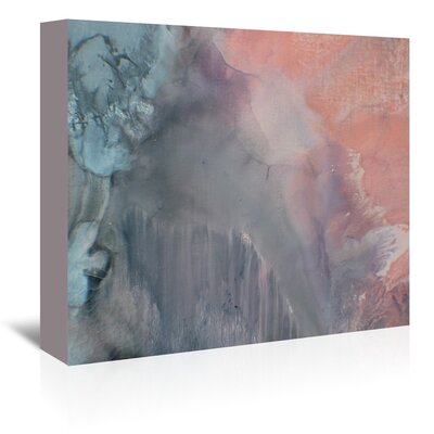 Blur Painting Print on Wrapped Canvas Size: 11