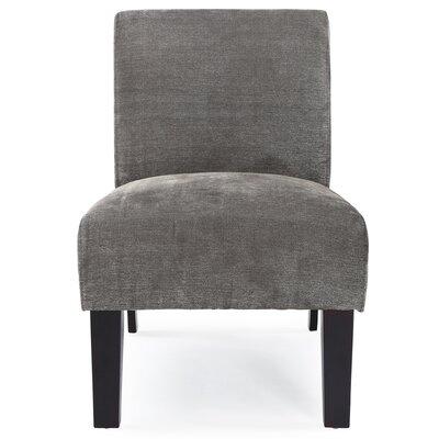 Arrandale Slipper Chair Upholstery: Gray