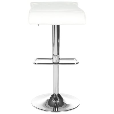 Bleecker Adjustable Height Swivel Bar Stool