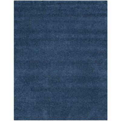 Van Horne Blue Area Rug Rug Size: 8 x 10