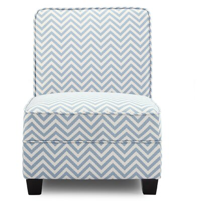 La Mott Slipper Chair Upholstery: Mist