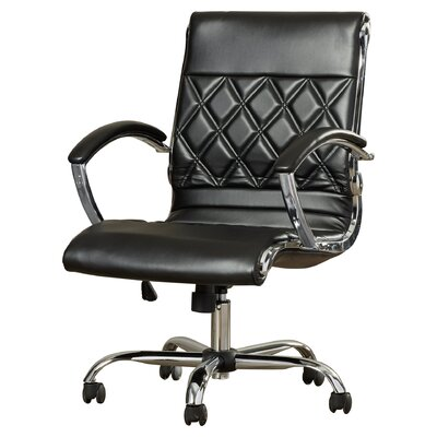 Brayden Studio Camp Mabry Coast Desk Chair