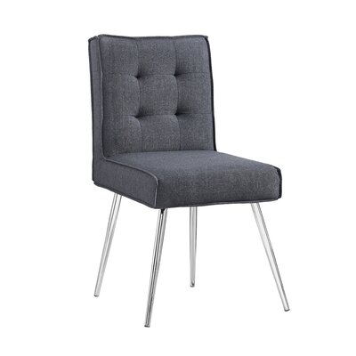 Fairhill Side Chair Color: Gray