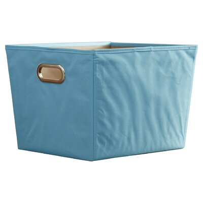 Benson Canvas Storage Bin Size: 11