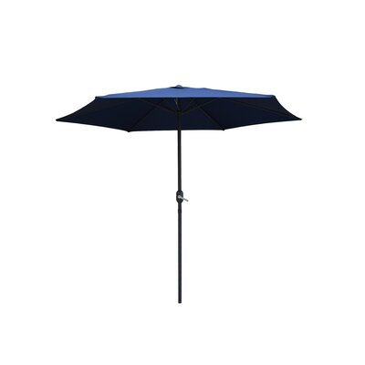 9 Chinatown Market Umbrella Color: Blue
