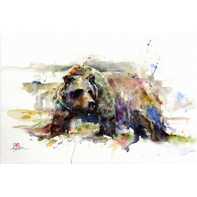 by Dean Crouser Print Painting on Wrapped Canvas