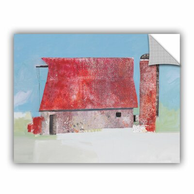 Barn No. 36 Painting Print Size: 14