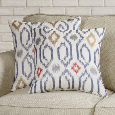 Cresskill Linen Throw Pillow Size: 18 H x 18 W