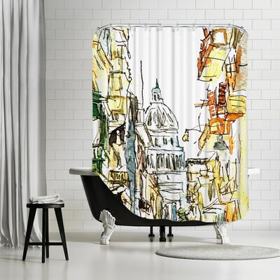 Havanna Parliament Neu Shower Curtain